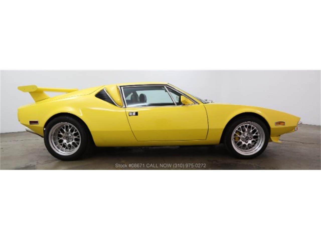 Large Picture of Classic '72 Pantera located in Beverly Hills California - LTS7