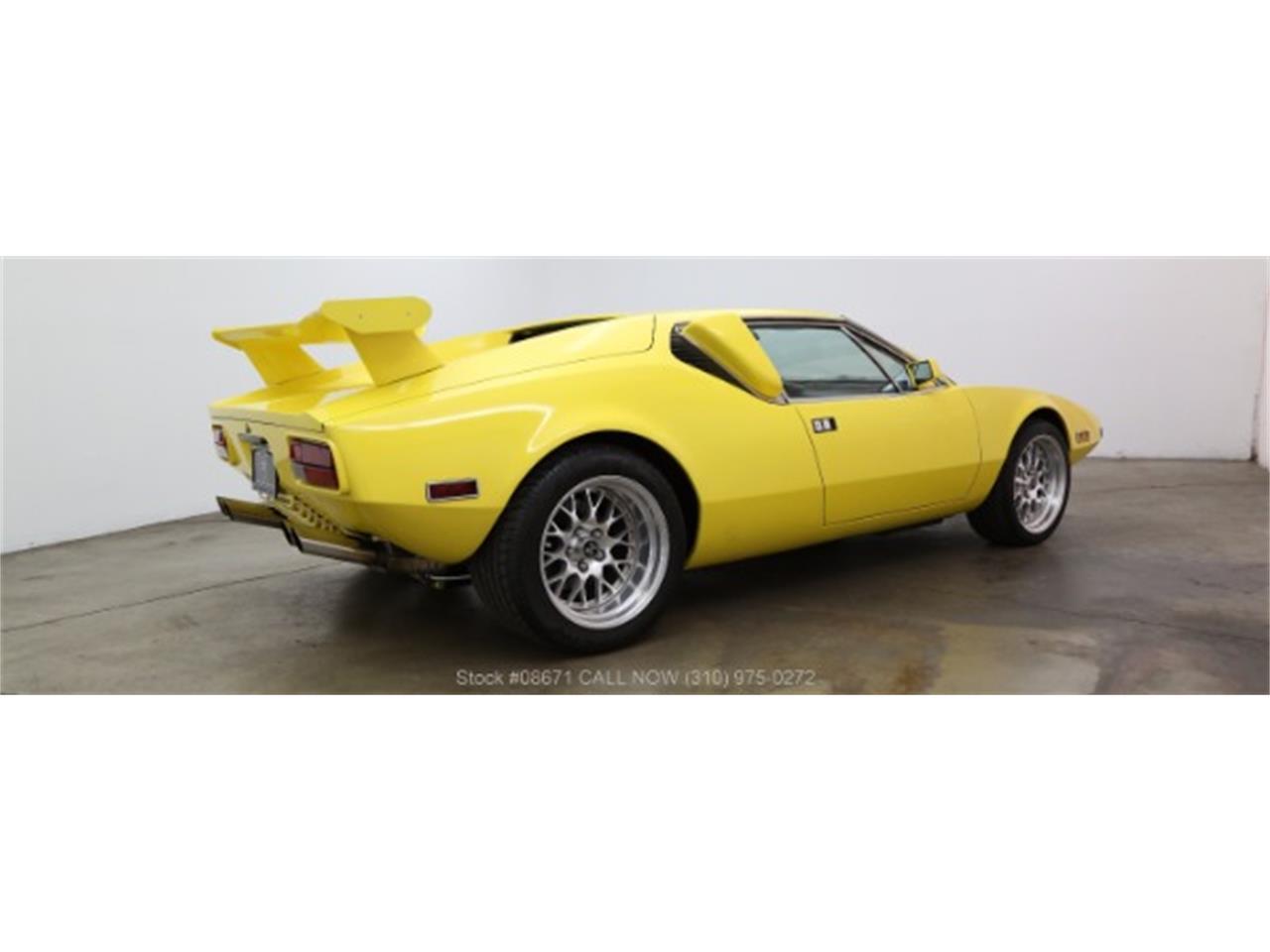 Large Picture of 1972 De Tomaso Pantera - $79,500.00 - LTS7