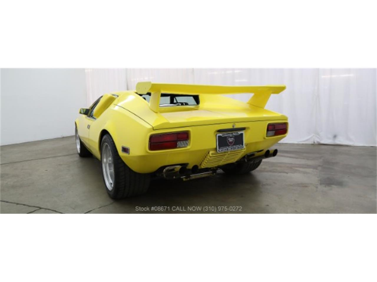 Large Picture of 1972 De Tomaso Pantera - $79,500.00 Offered by Beverly Hills Car Club - LTS7