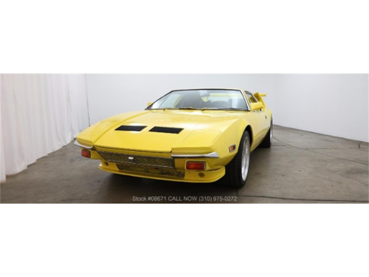 Large Picture of Classic 1972 Pantera located in Beverly Hills California - LTS7