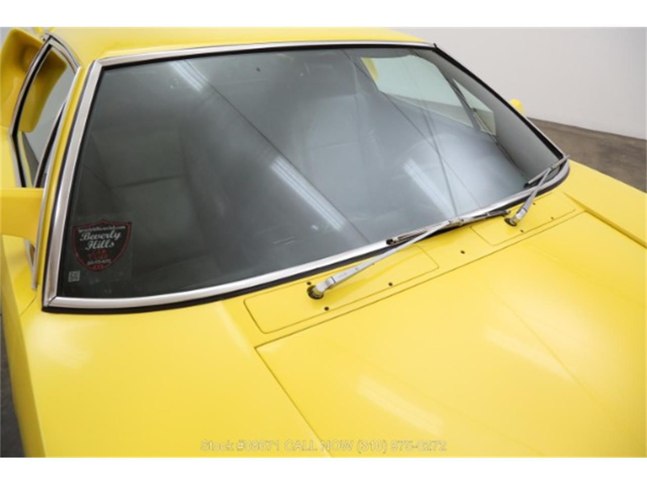 Large Picture of Classic 1972 De Tomaso Pantera - $79,500.00 Offered by Beverly Hills Car Club - LTS7