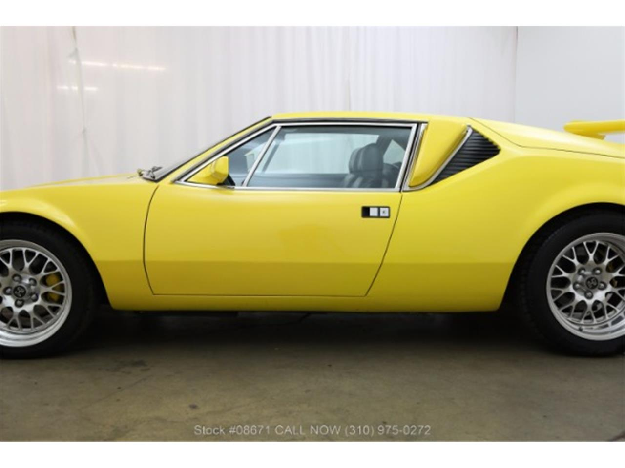 Large Picture of '72 Pantera located in Beverly Hills California - $79,500.00 - LTS7