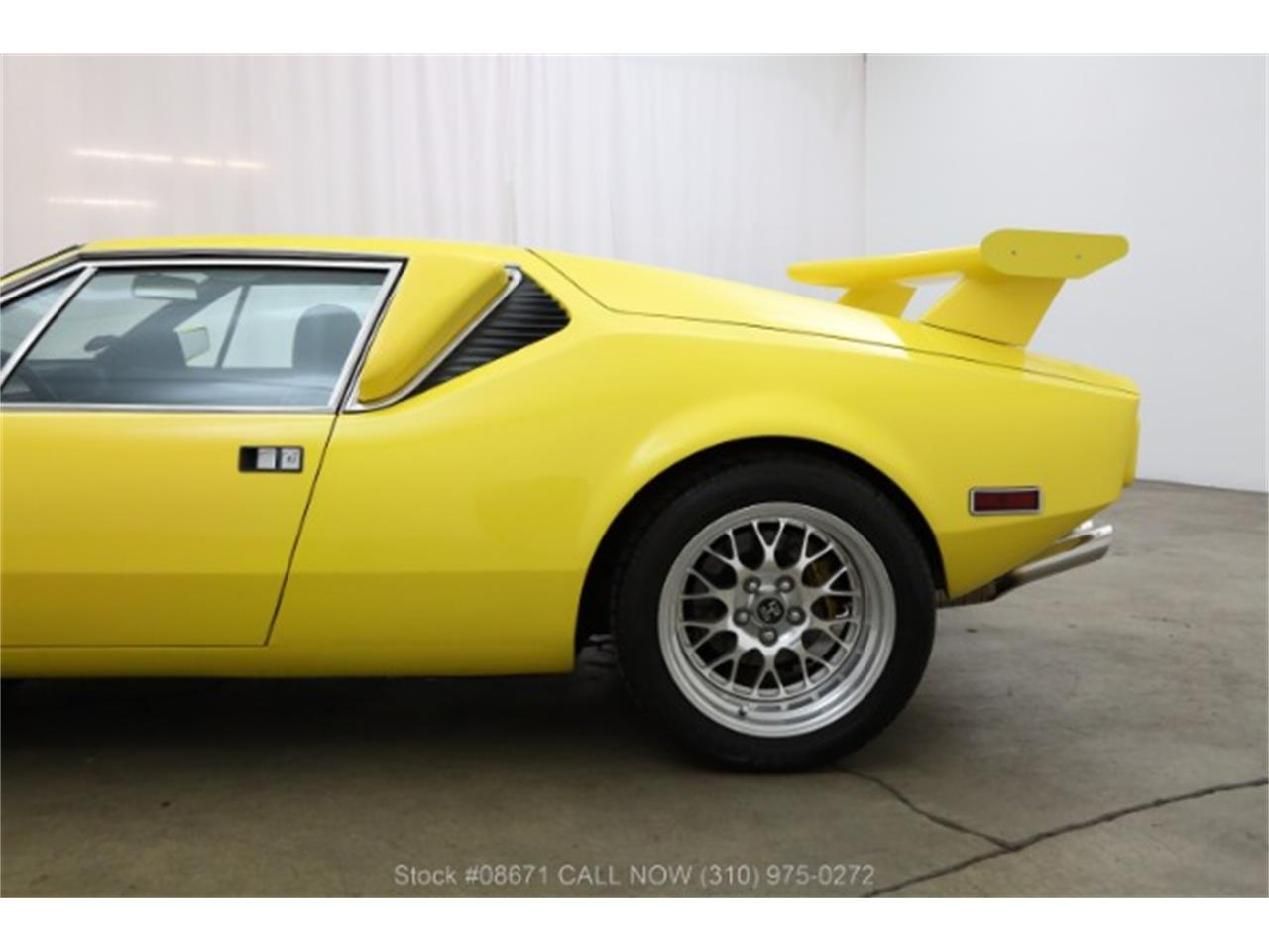 Large Picture of '72 De Tomaso Pantera - $79,500.00 Offered by Beverly Hills Car Club - LTS7