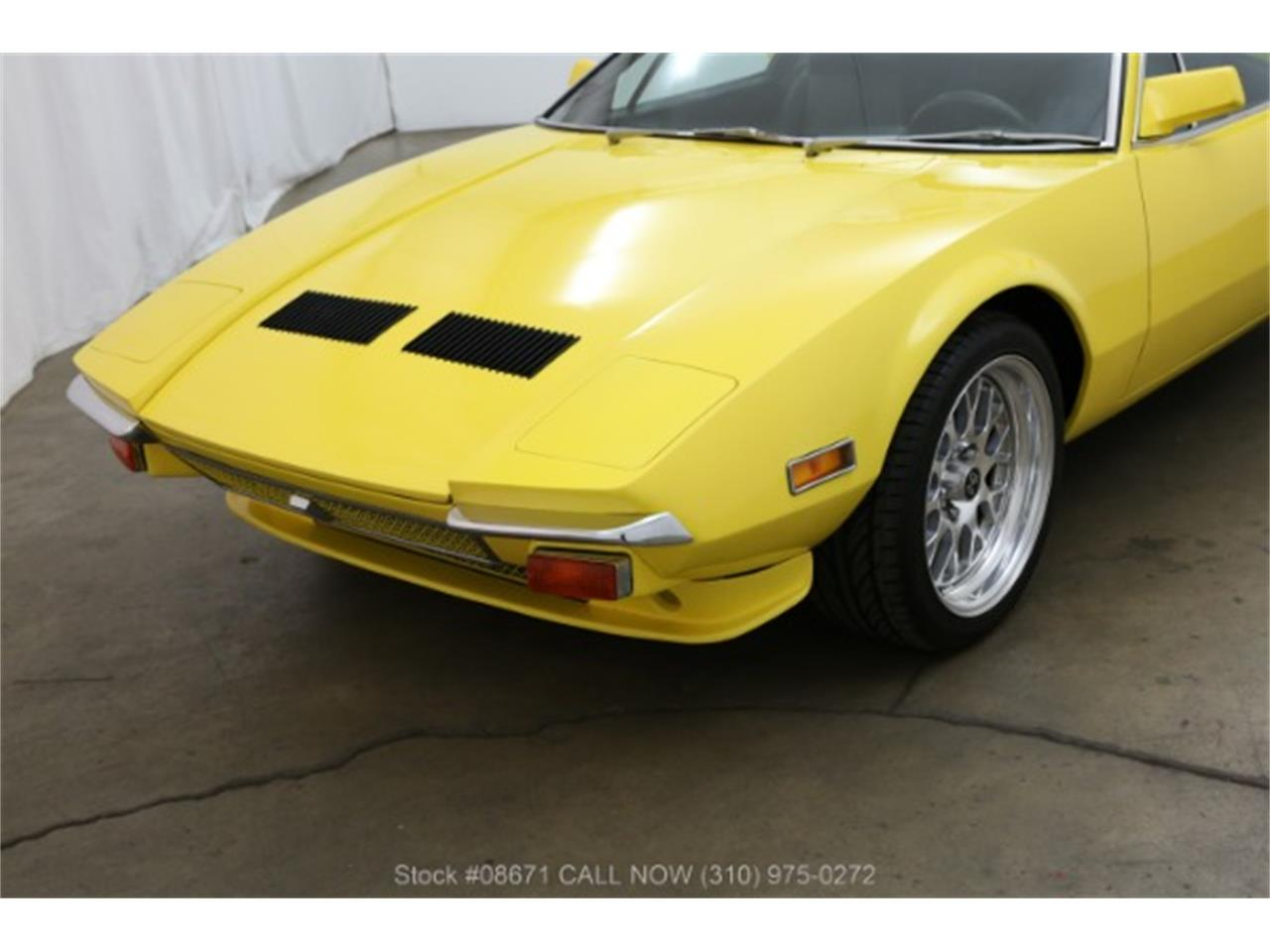 Large Picture of 1972 De Tomaso Pantera located in California Offered by Beverly Hills Car Club - LTS7