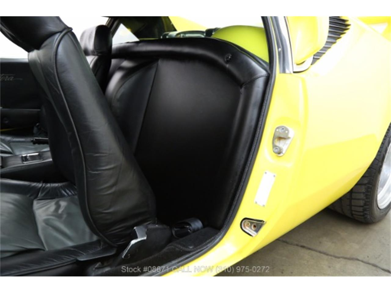 Large Picture of 1972 De Tomaso Pantera Offered by Beverly Hills Car Club - LTS7