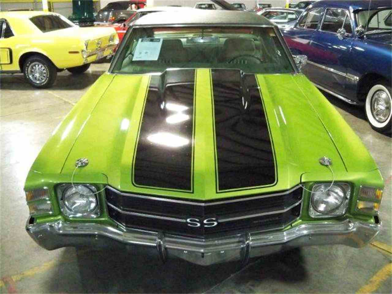 Large Picture of '71 Chevelle - LNYU