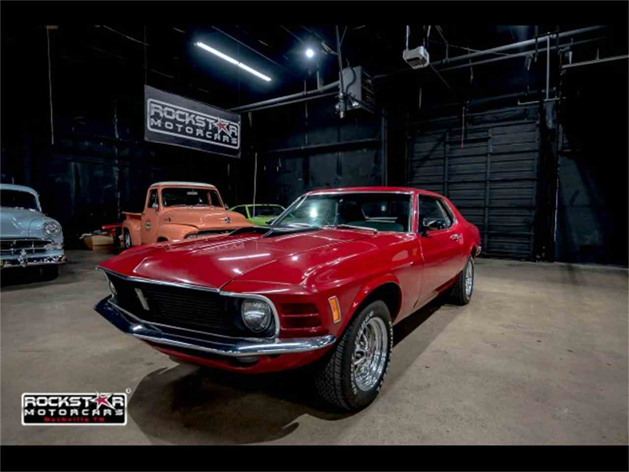 Large Picture of '70 Mustang - LTSE