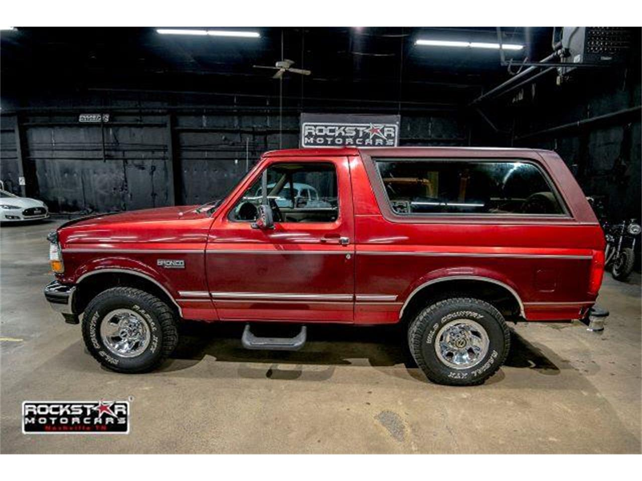 Large Picture of '96 Bronco - LTSF