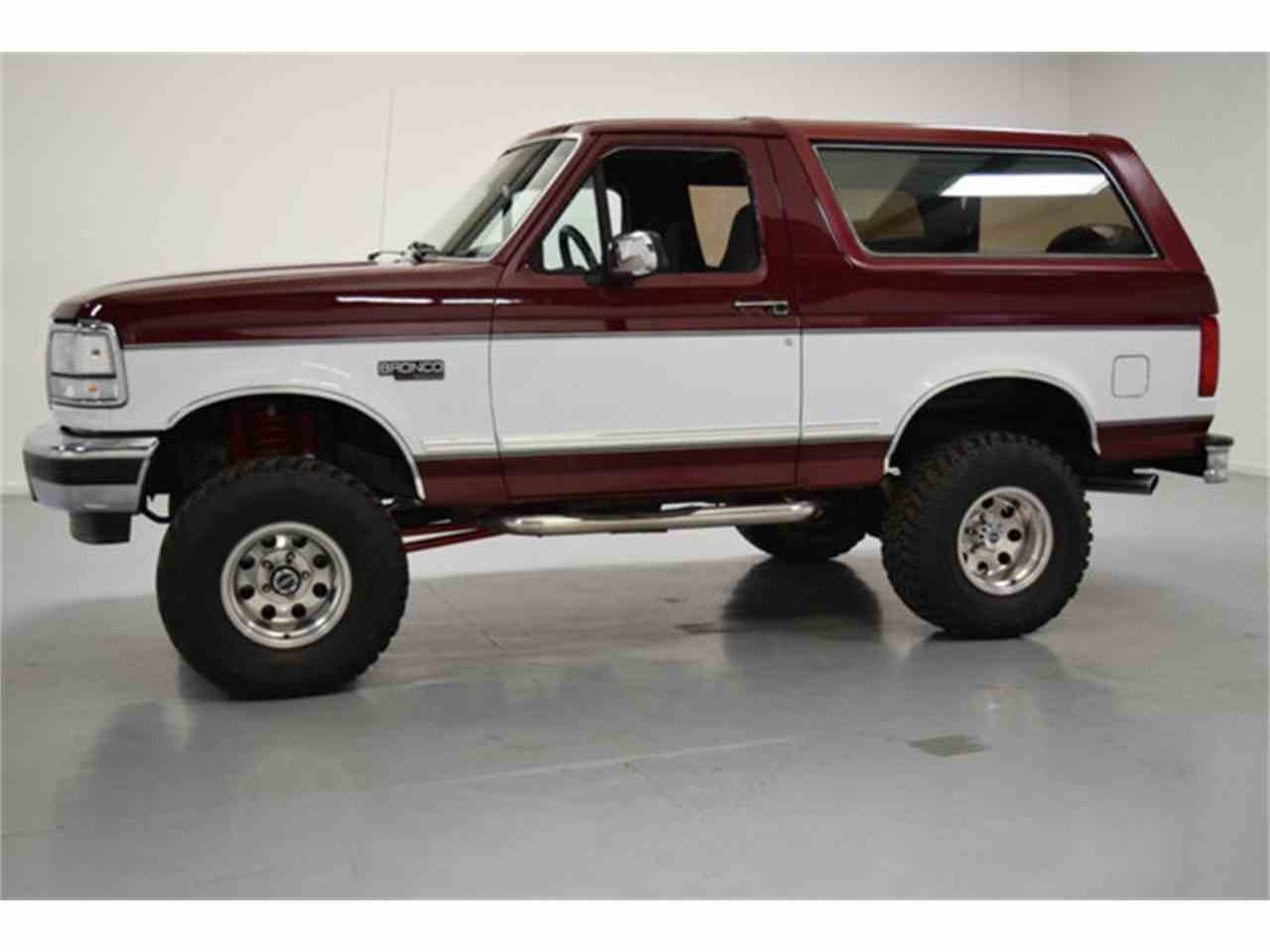 Large Picture of '93 Bronco - LTSG
