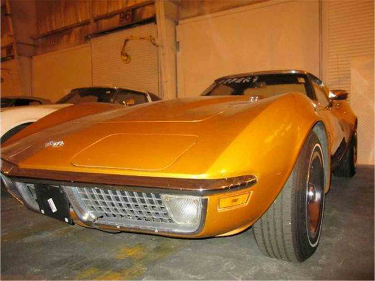 Large Picture of '71 Corvette - LNYV