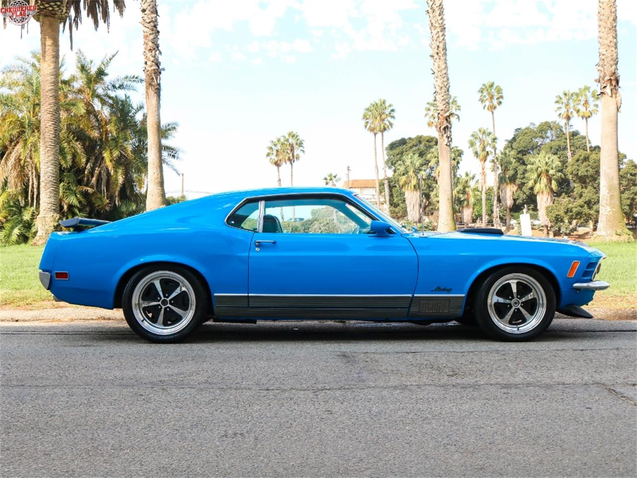 Large Picture of '70 Mustang - LTSM