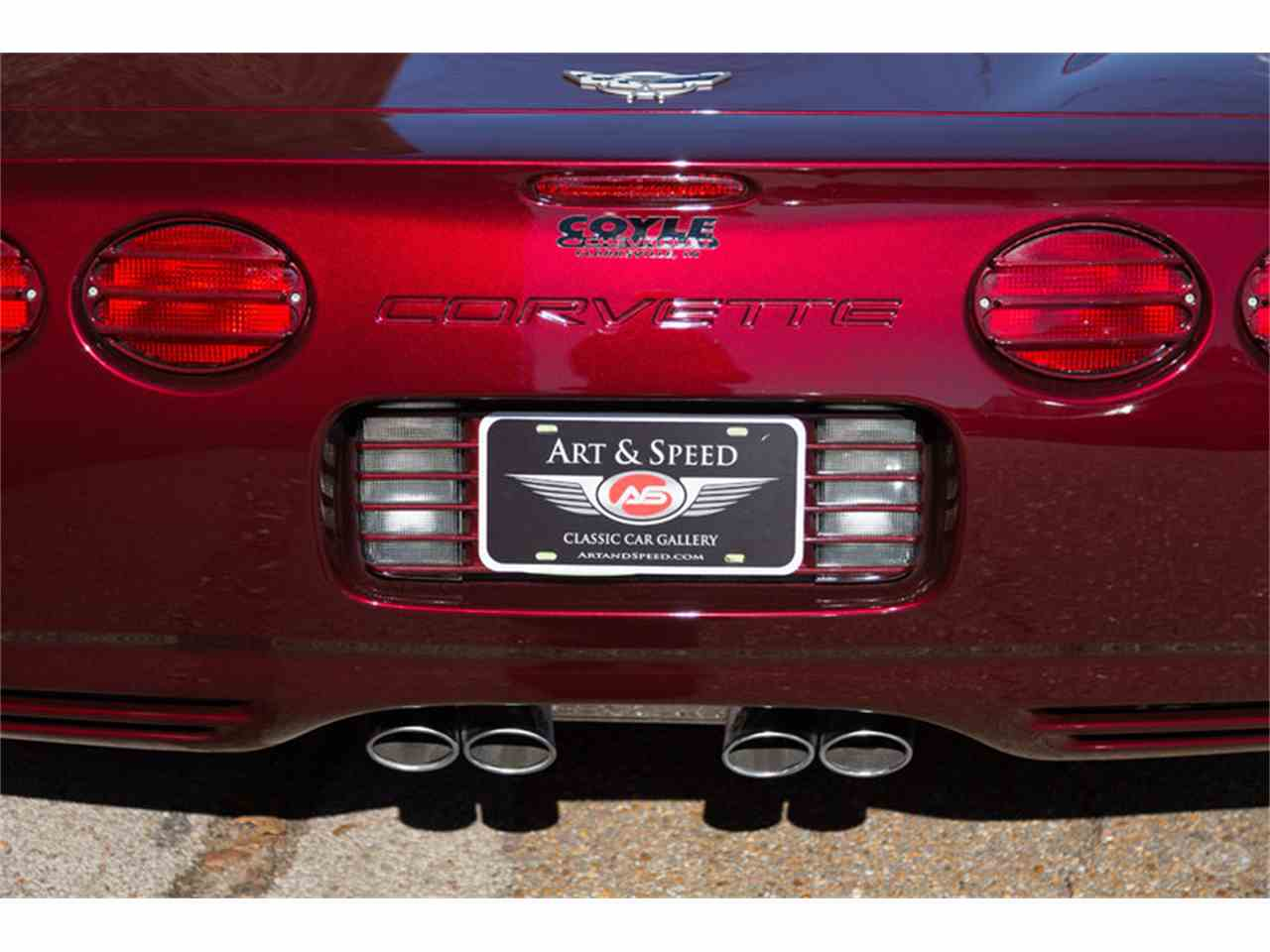 Large Picture of 2003 Corvette located in Tennessee - $25,900.00 - LTSQ