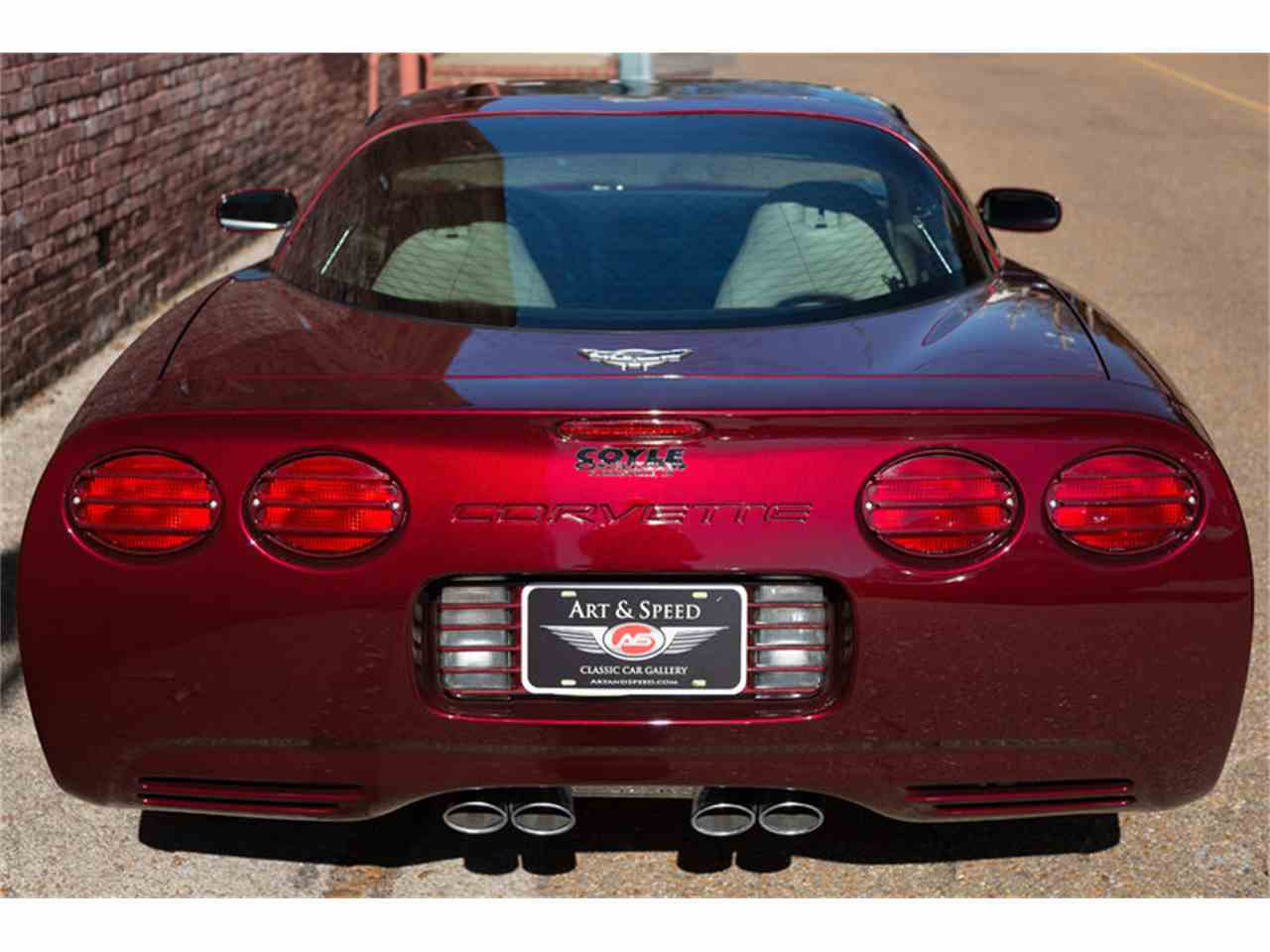 Large Picture of 2003 Chevrolet Corvette located in Collierville Tennessee - LTSQ