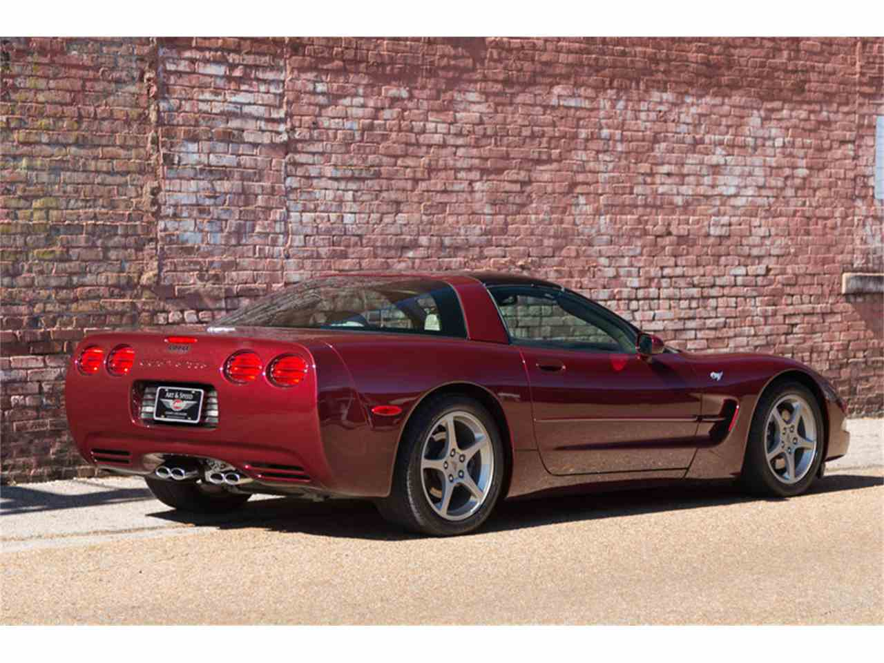 Large Picture of 2003 Chevrolet Corvette located in Tennessee - LTSQ