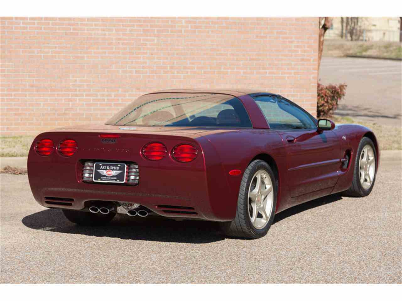 Large Picture of 2003 Chevrolet Corvette located in Collierville Tennessee - $25,900.00 - LTSQ
