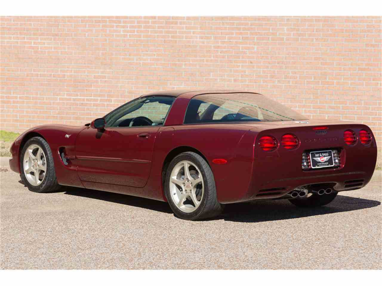 Large Picture of 2003 Corvette - $25,900.00 - LTSQ