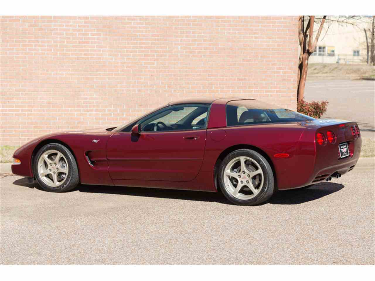 Large Picture of '03 Chevrolet Corvette Offered by Art & Speed - LTSQ