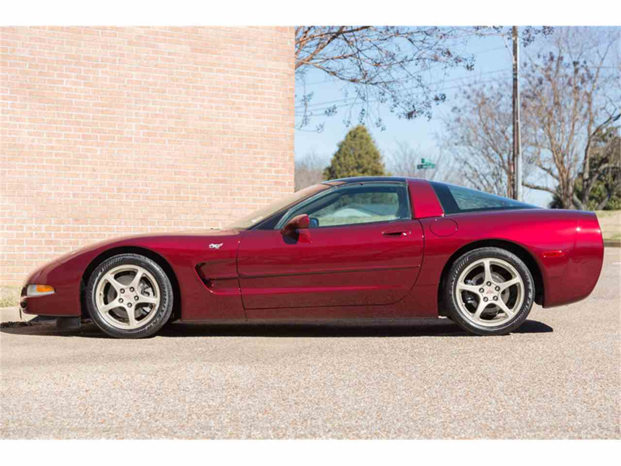 Large Picture of '03 Corvette located in Collierville Tennessee Offered by Art & Speed - LTSQ