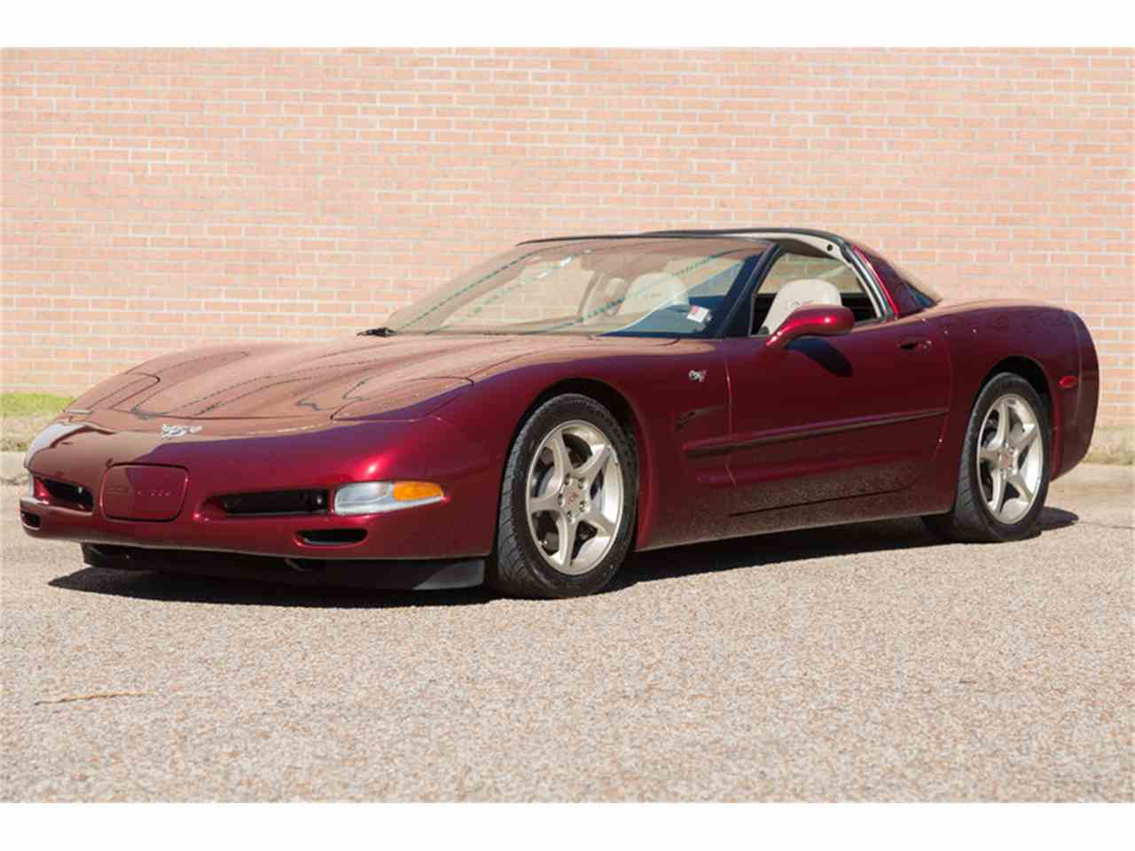 Large Picture of 2003 Chevrolet Corvette - LTSQ