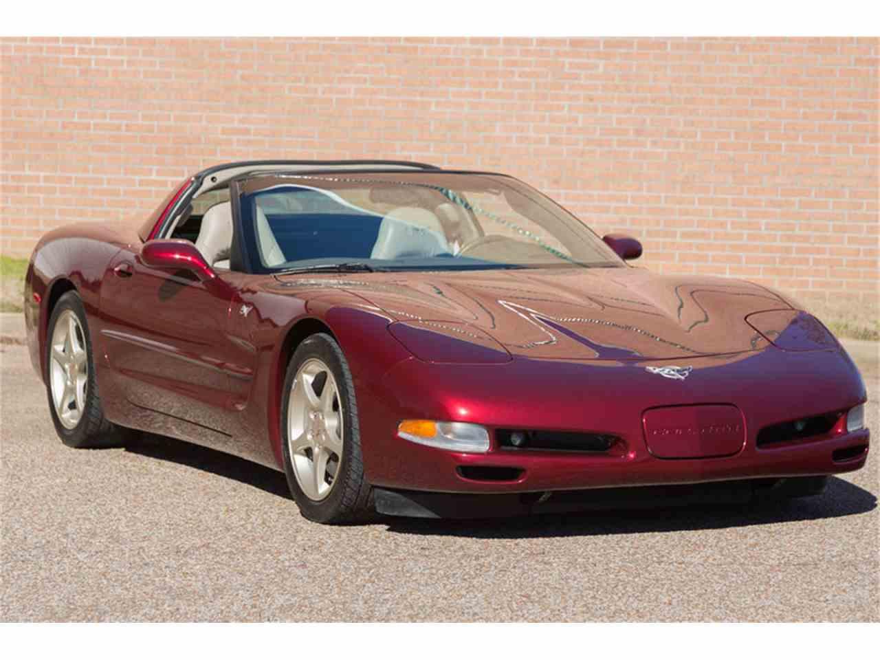 Large Picture of 2003 Chevrolet Corvette Offered by Art & Speed - LTSQ