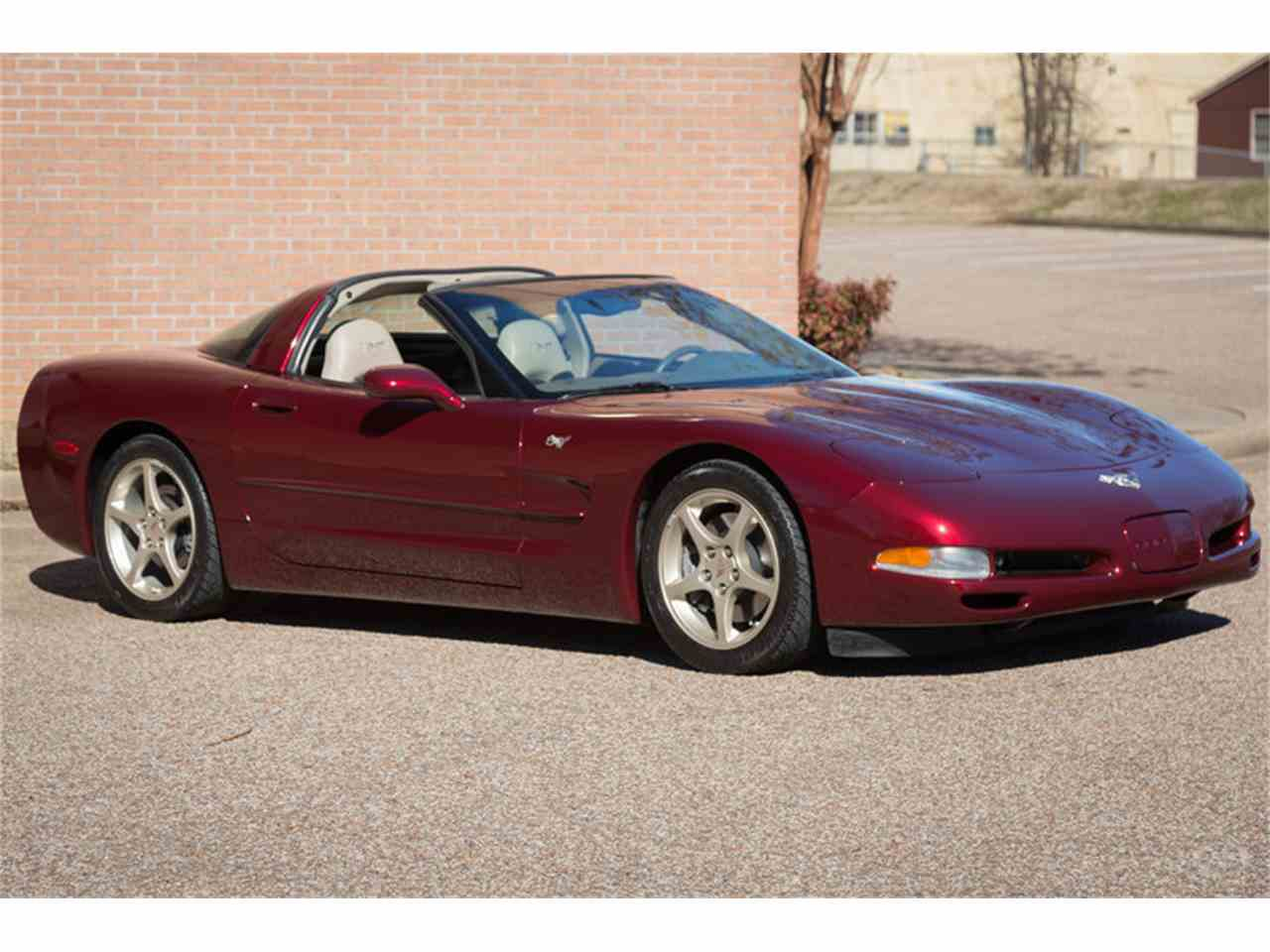 Large Picture of '03 Chevrolet Corvette located in Tennessee - LTSQ