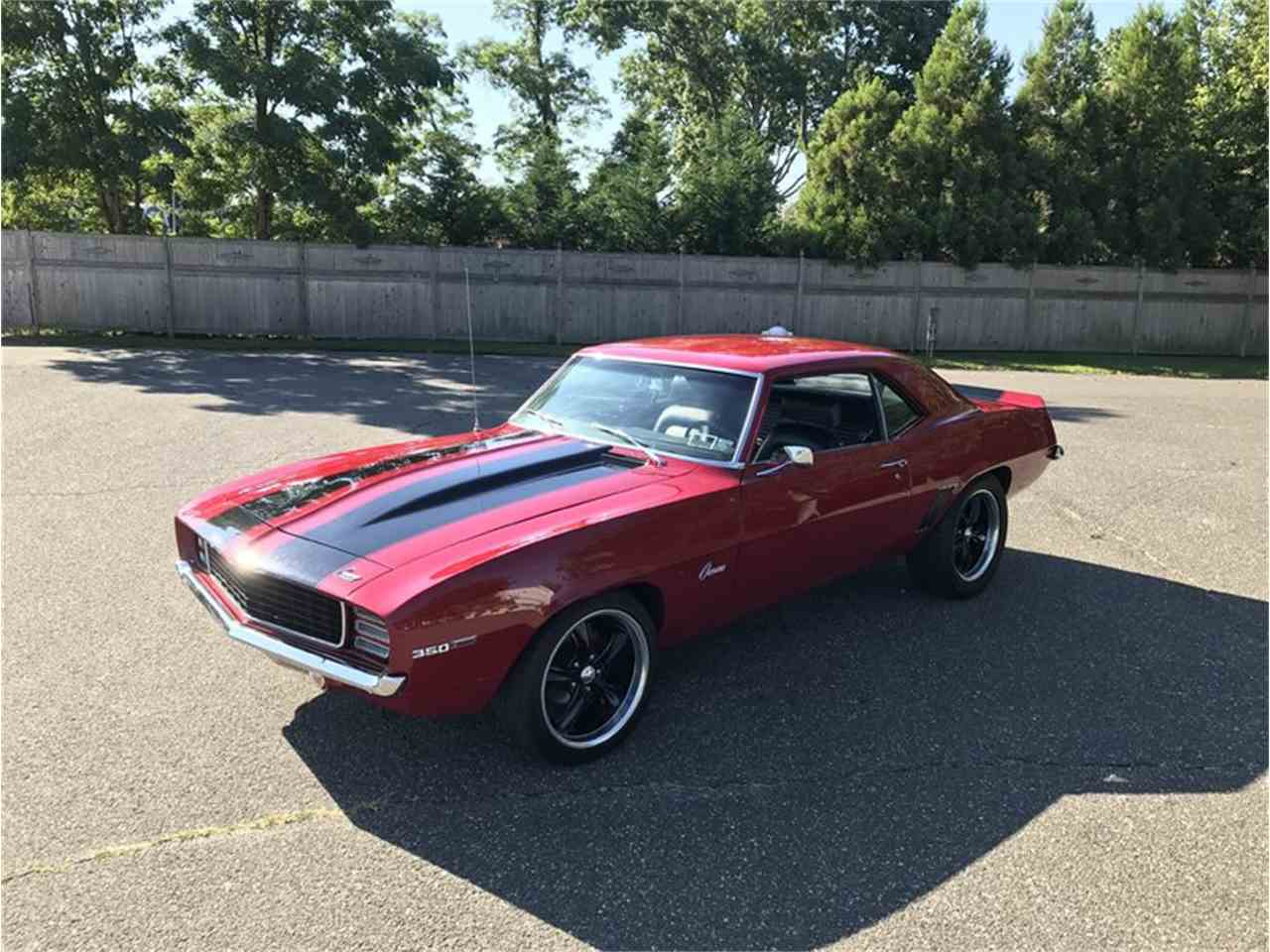 Large Picture of '69 Camaro SS - LTSS