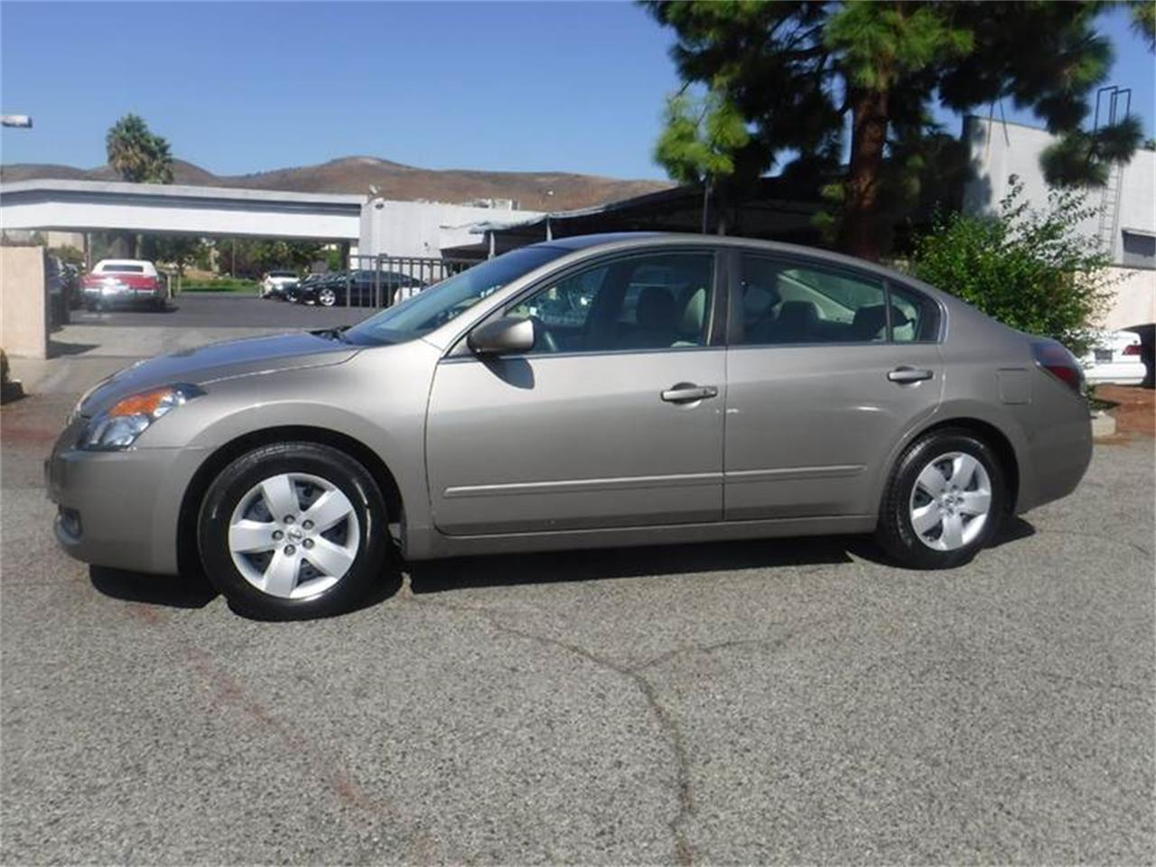 Large Picture Of 07 Nissan Altima Located In California Ltsv