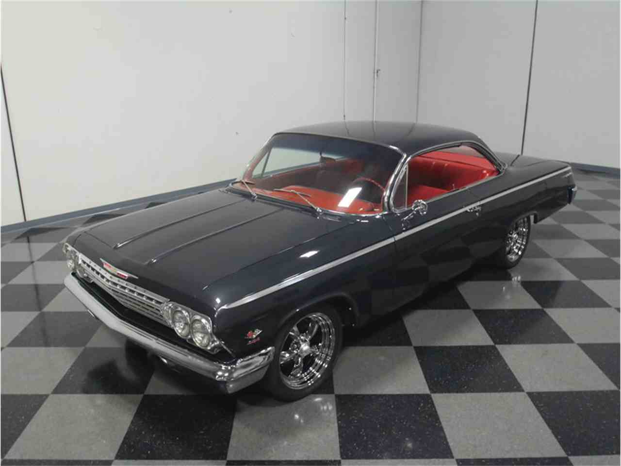 Large Picture of Classic '62 Chevrolet Bel Air located in Lithia Springs Georgia - $59,995.00 Offered by Streetside Classics - Atlanta - LTTH
