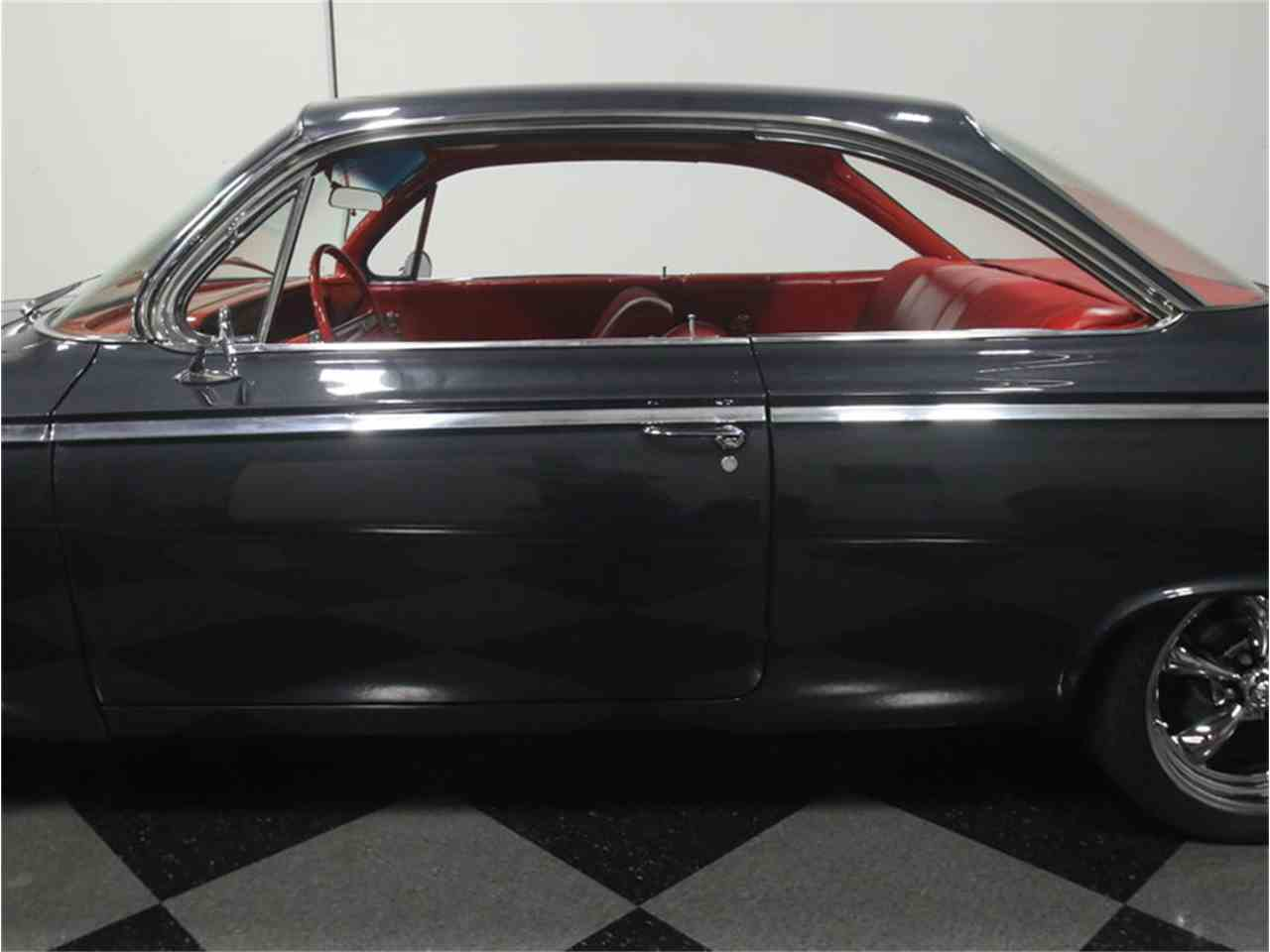Large Picture of Classic 1962 Chevrolet Bel Air located in Georgia - $59,995.00 Offered by Streetside Classics - Atlanta - LTTH
