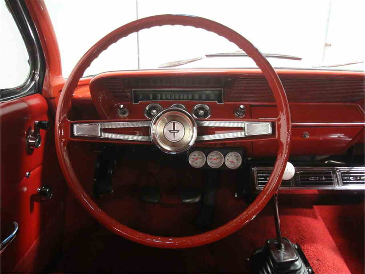 Large Picture of Classic 1962 Chevrolet Bel Air located in Georgia Offered by Streetside Classics - Atlanta - LTTH