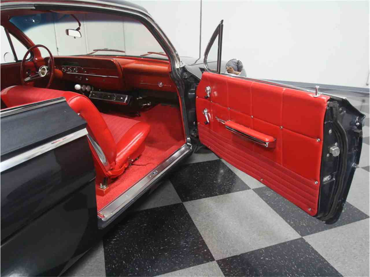 Large Picture of '62 Bel Air Offered by Streetside Classics - Atlanta - LTTH