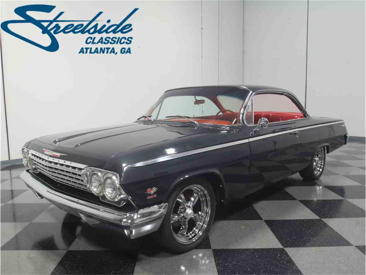 Large Picture of Classic '62 Bel Air located in Georgia Offered by Streetside Classics - Atlanta - LTTH