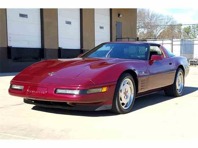 Picture of 1993 Chevrolet Corvette located in Collierville Tennessee - $13,900.00 Offered by Art & Speed - LTTZ