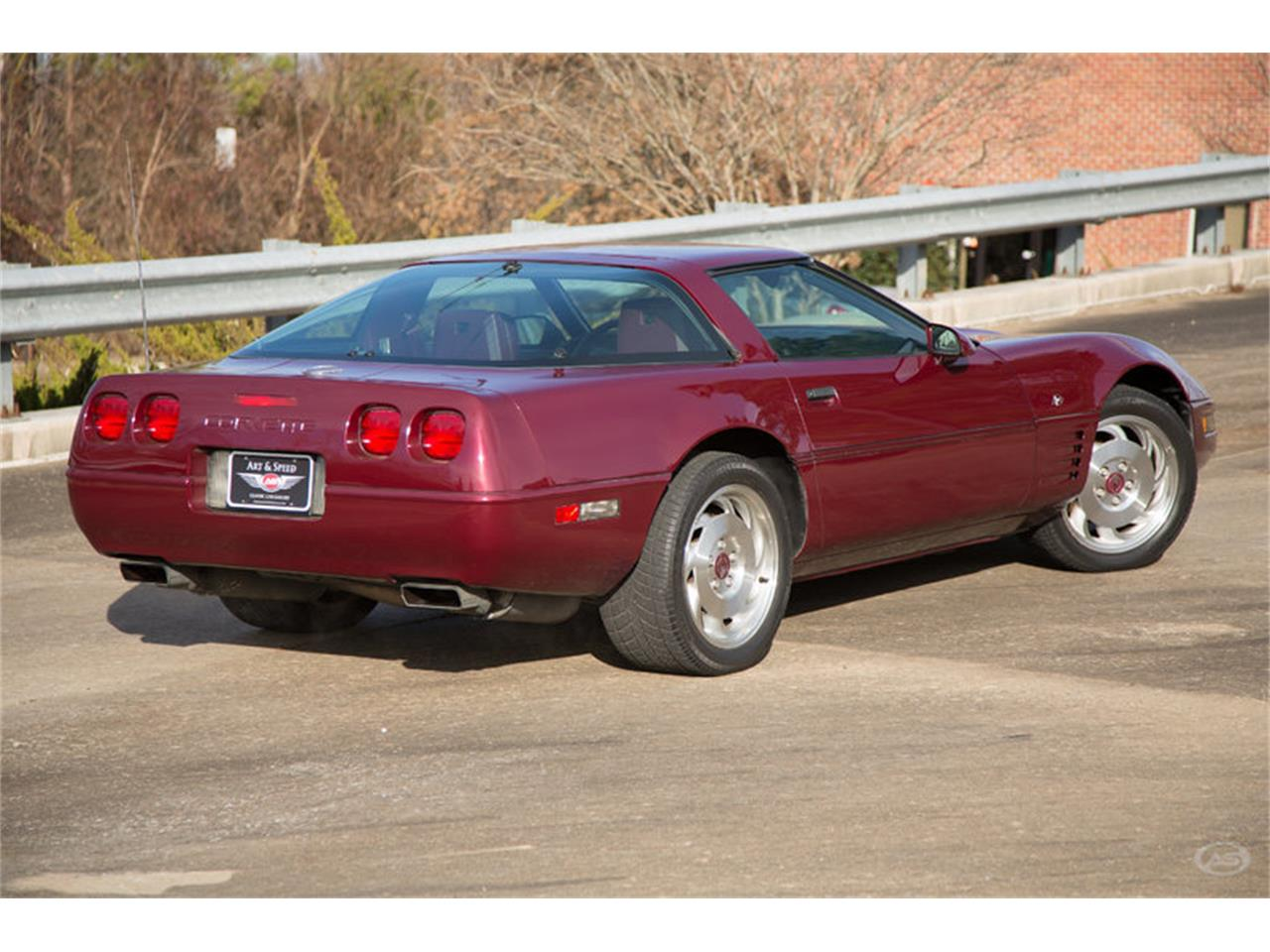 Large Picture of '93 Chevrolet Corvette Offered by Art & Speed - LTTZ