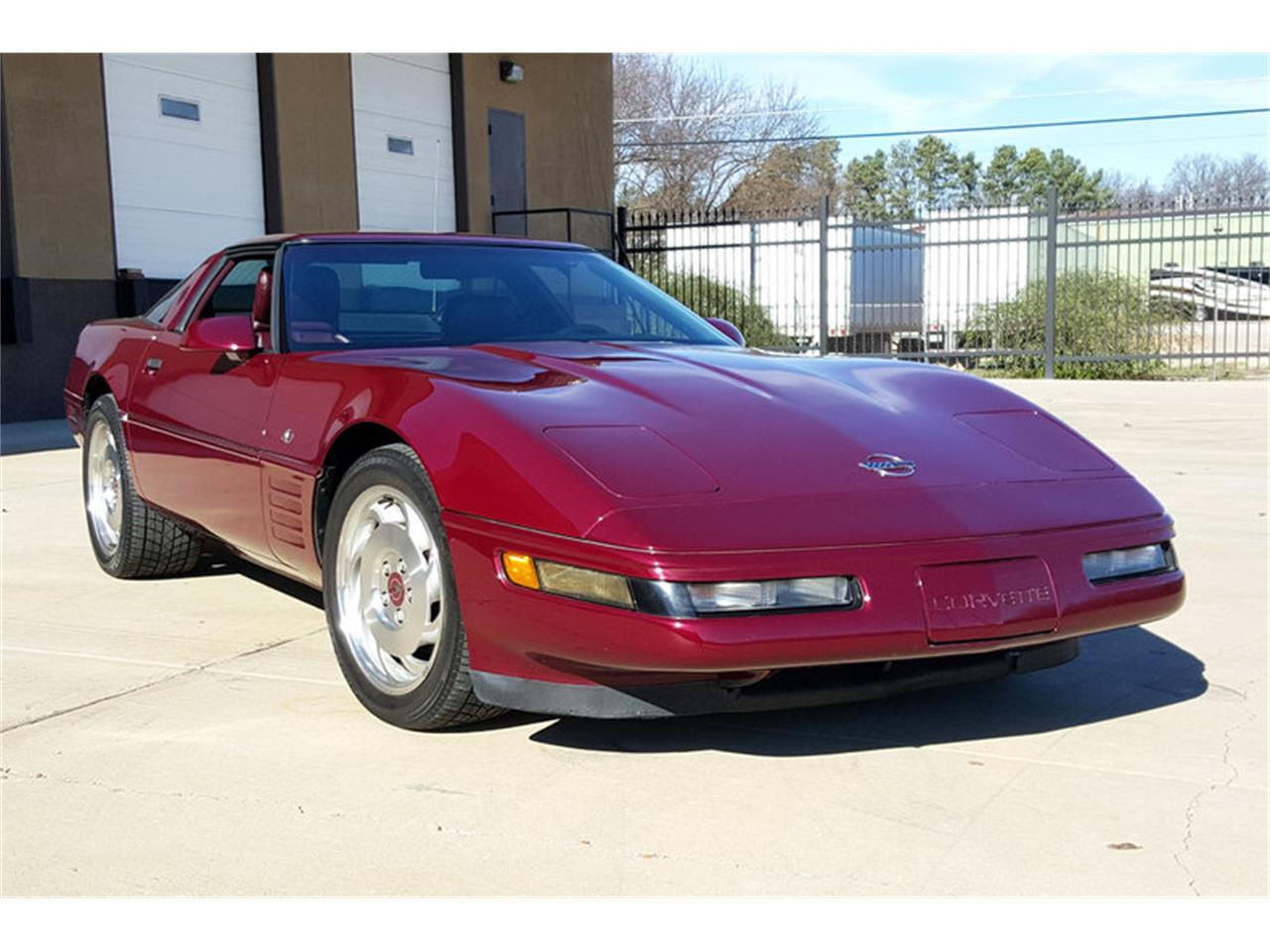 Large Picture of '93 Corvette located in Tennessee - $11,900.00 - LTTZ