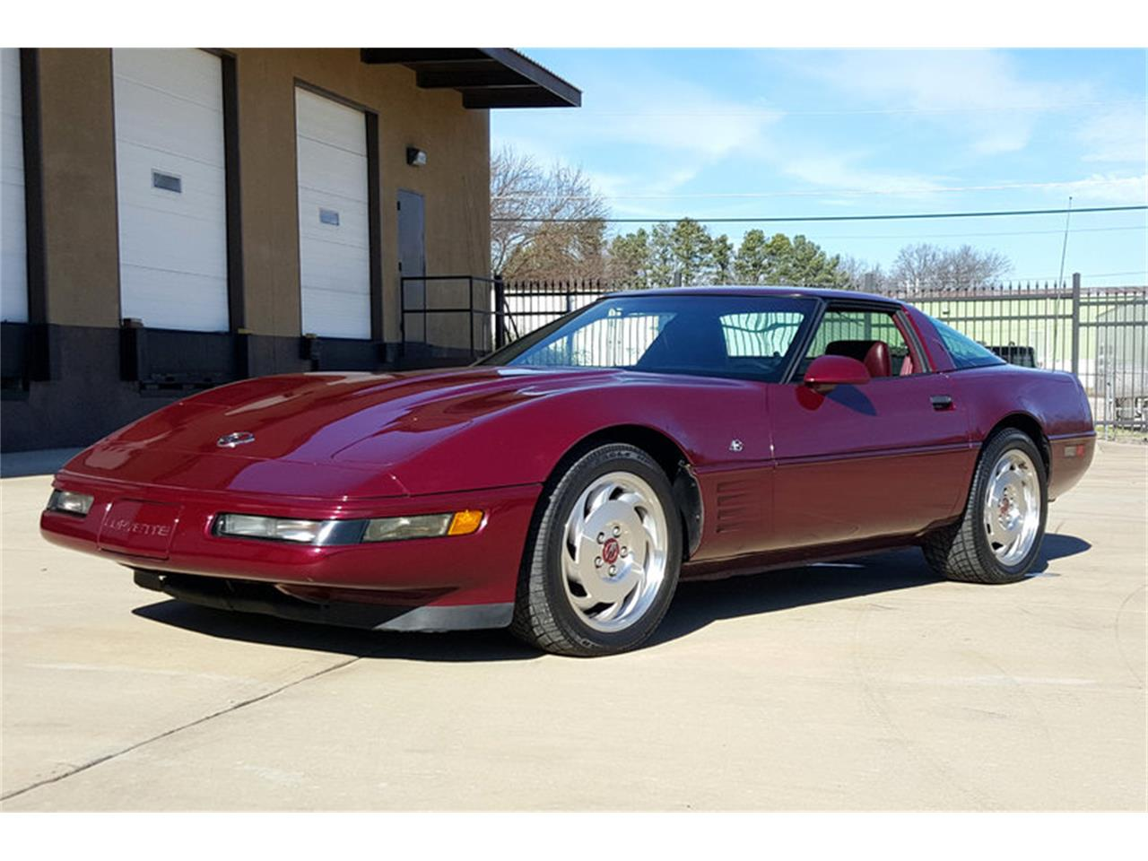 Large Picture of 1993 Chevrolet Corvette located in Collierville Tennessee Offered by Art & Speed - LTTZ