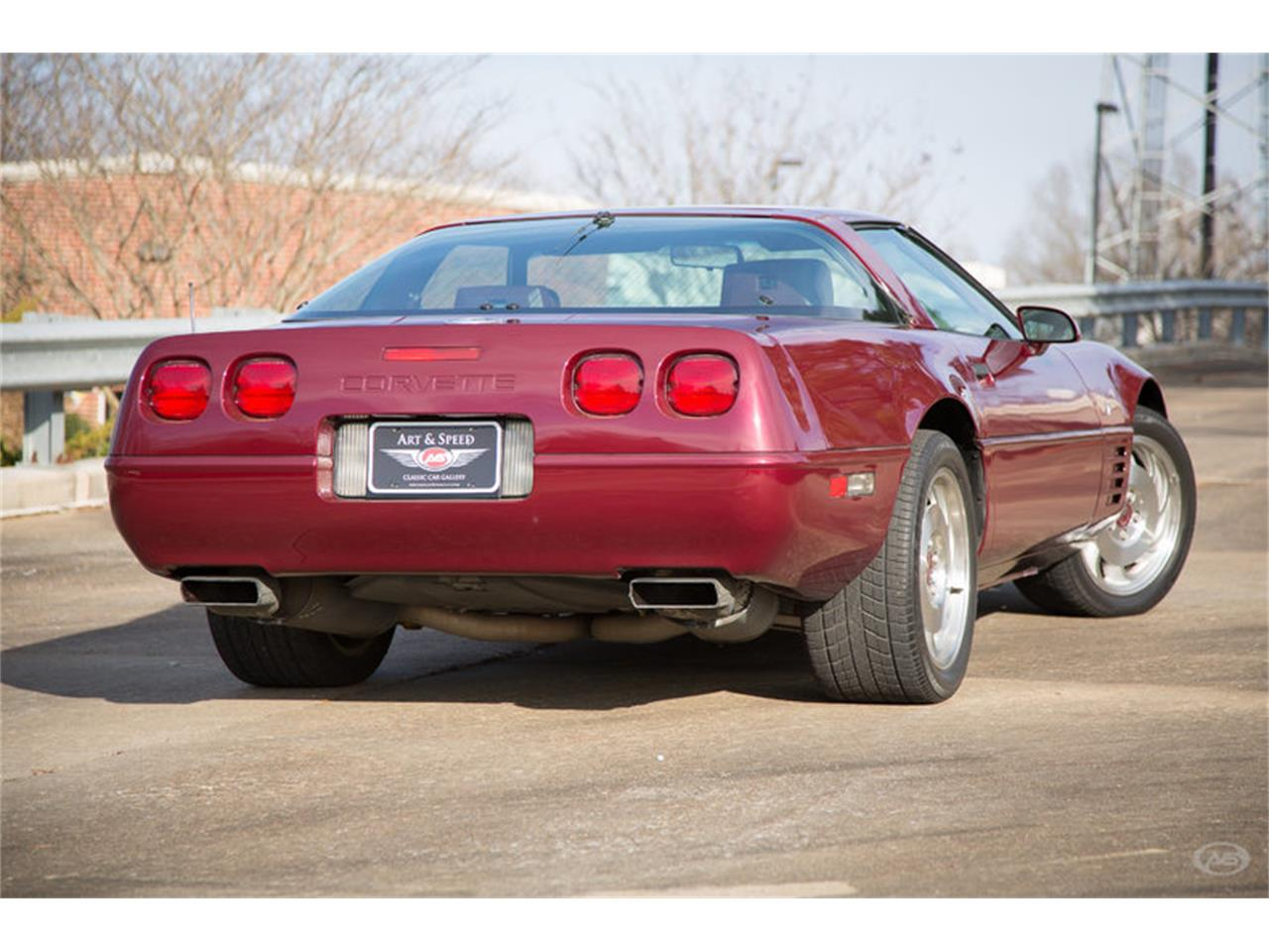 Large Picture of '93 Corvette located in Tennessee Offered by Art & Speed - LTTZ
