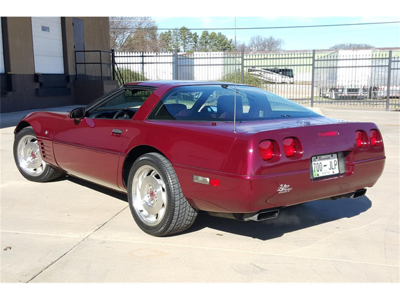 Large Picture of '93 Chevrolet Corvette located in Tennessee Offered by Art & Speed - LTTZ