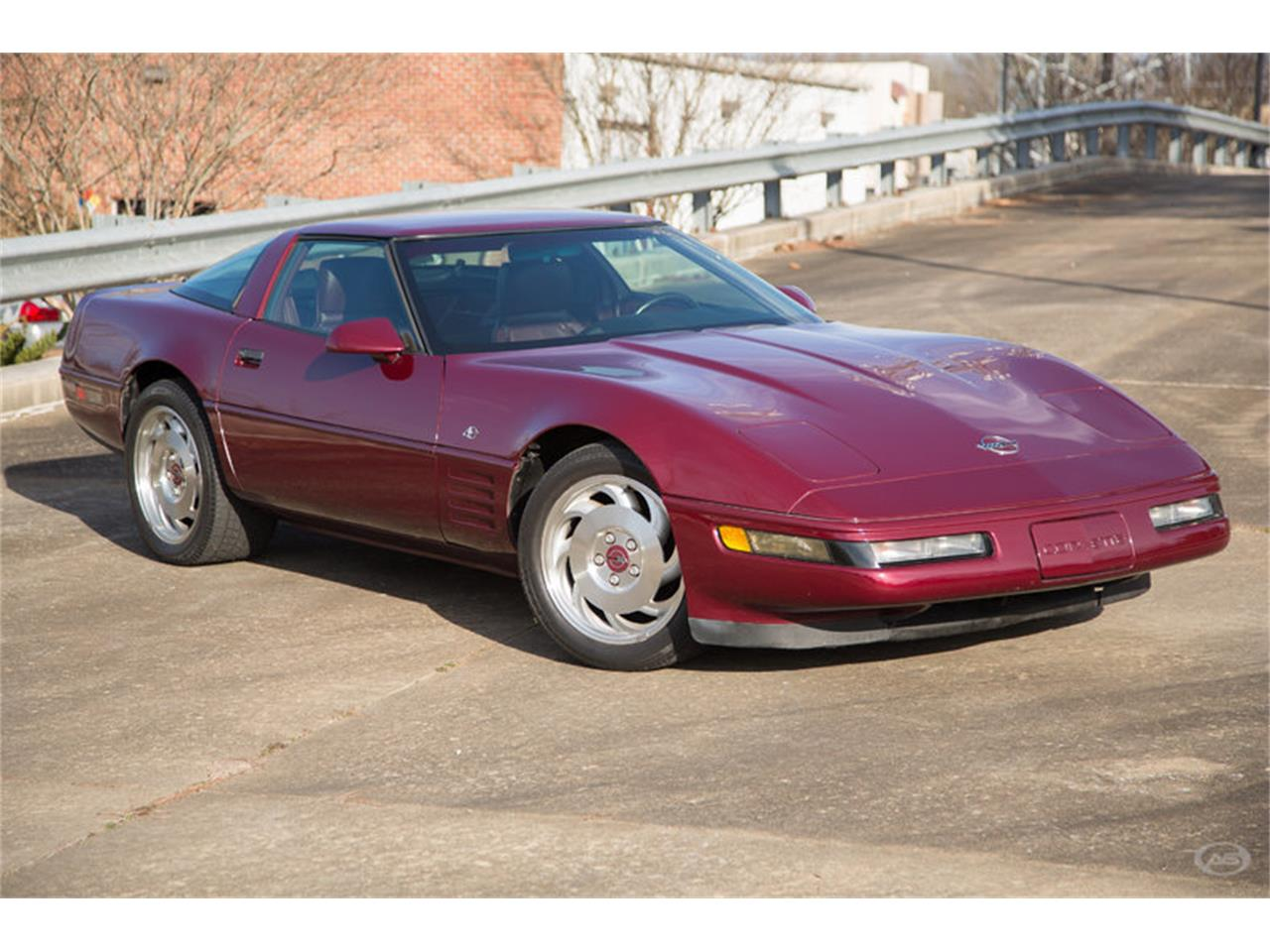 Large Picture of '93 Chevrolet Corvette located in Collierville Tennessee Offered by Art & Speed - LTTZ