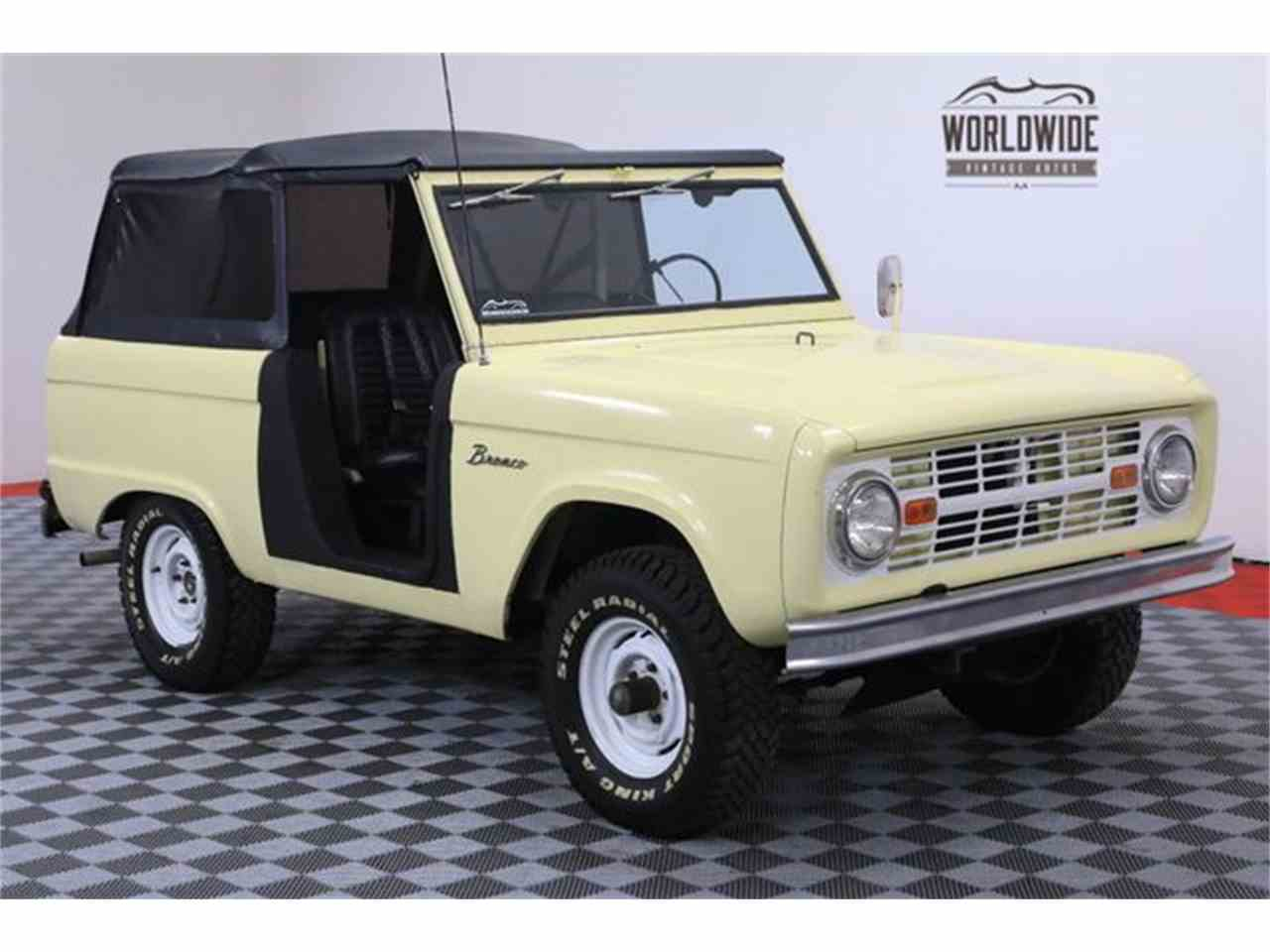 1966 Ford Bronco for Sale | ClassicCars.com | CC-1018440