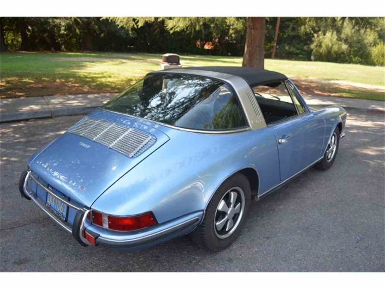 Large Picture of '71 Targa - LTU3