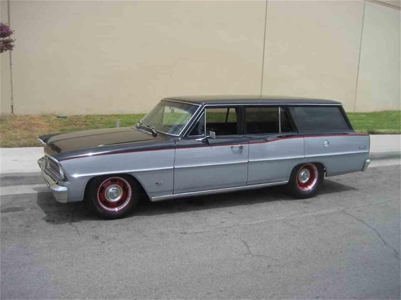 Large Picture of 1967 Nova Auction Vehicle - LTU6
