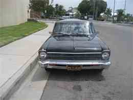 Picture of '67 Chevrolet Nova Auction Vehicle Offered by Highline Motorsports - LTU6