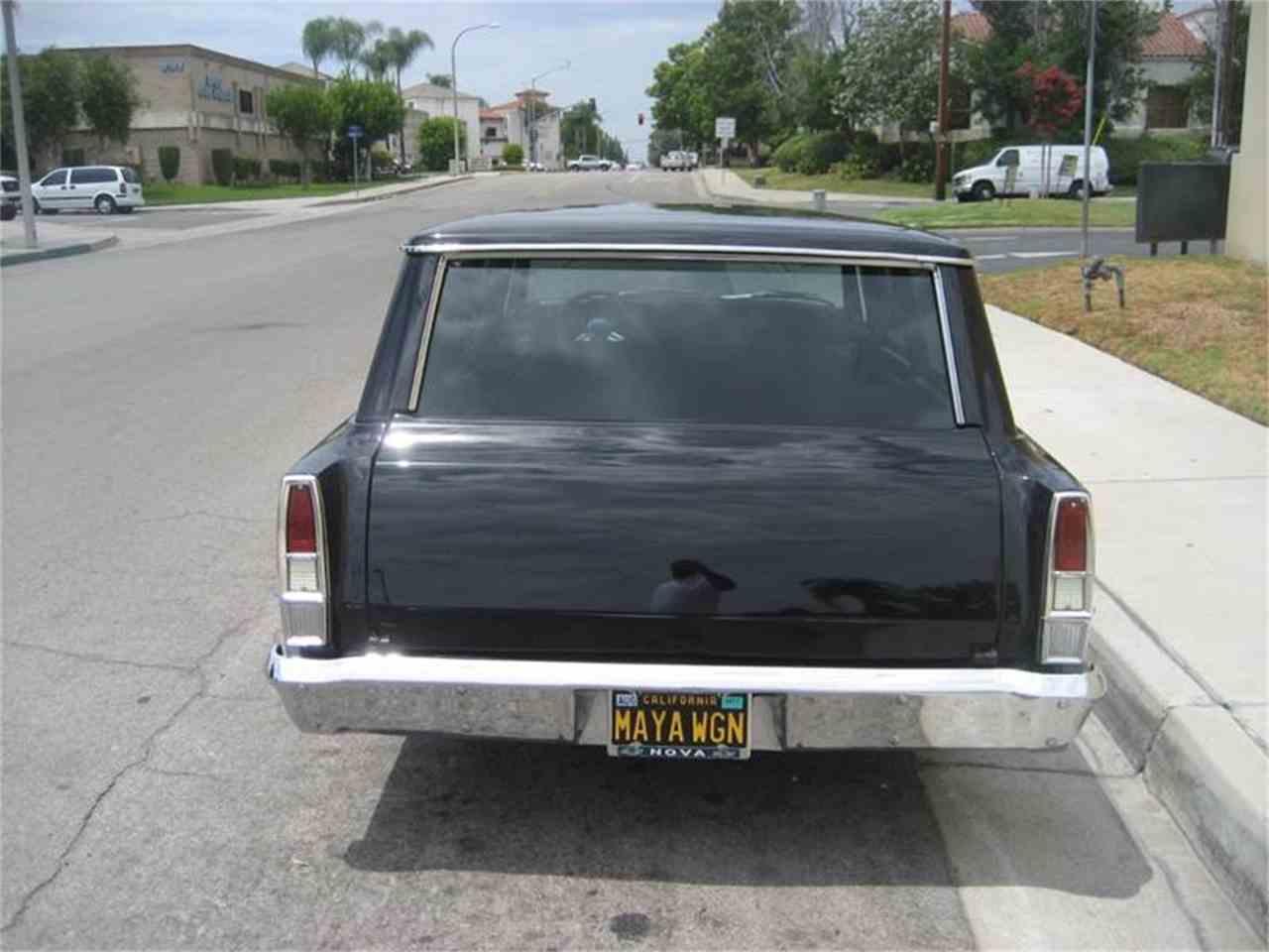 Large Picture of Classic 1967 Nova located in Brea California - LTU6