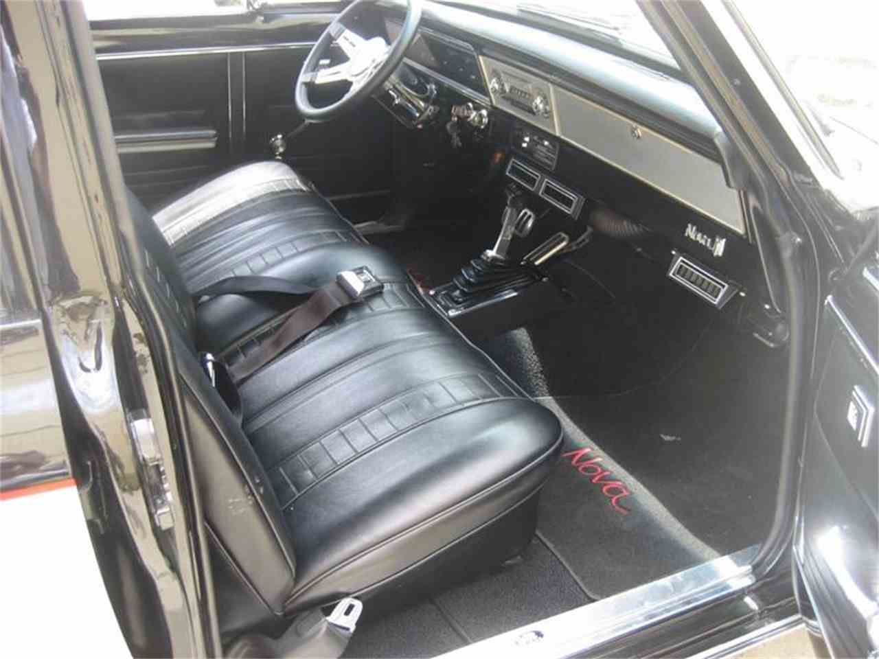 Large Picture of 1967 Chevrolet Nova located in Brea California Auction Vehicle Offered by Highline Motorsports - LTU6