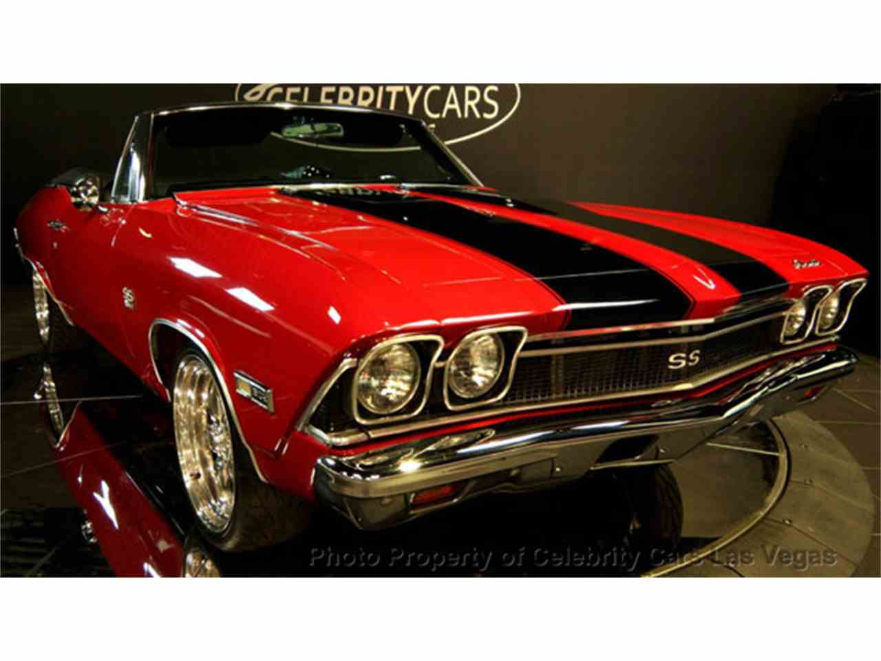 Large Picture of '68 Chevelle SS - LTU7