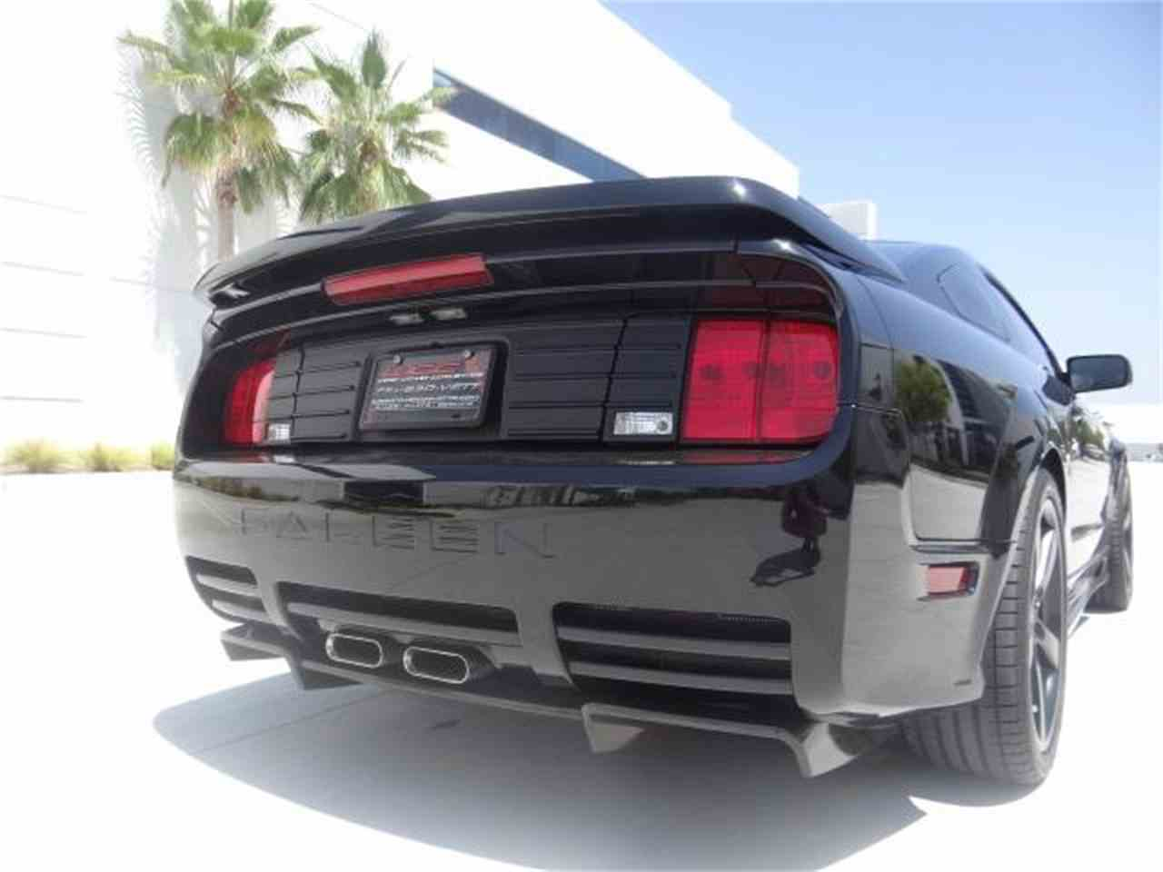 Large Picture of '07 Mustang (Saleen) - LTUB