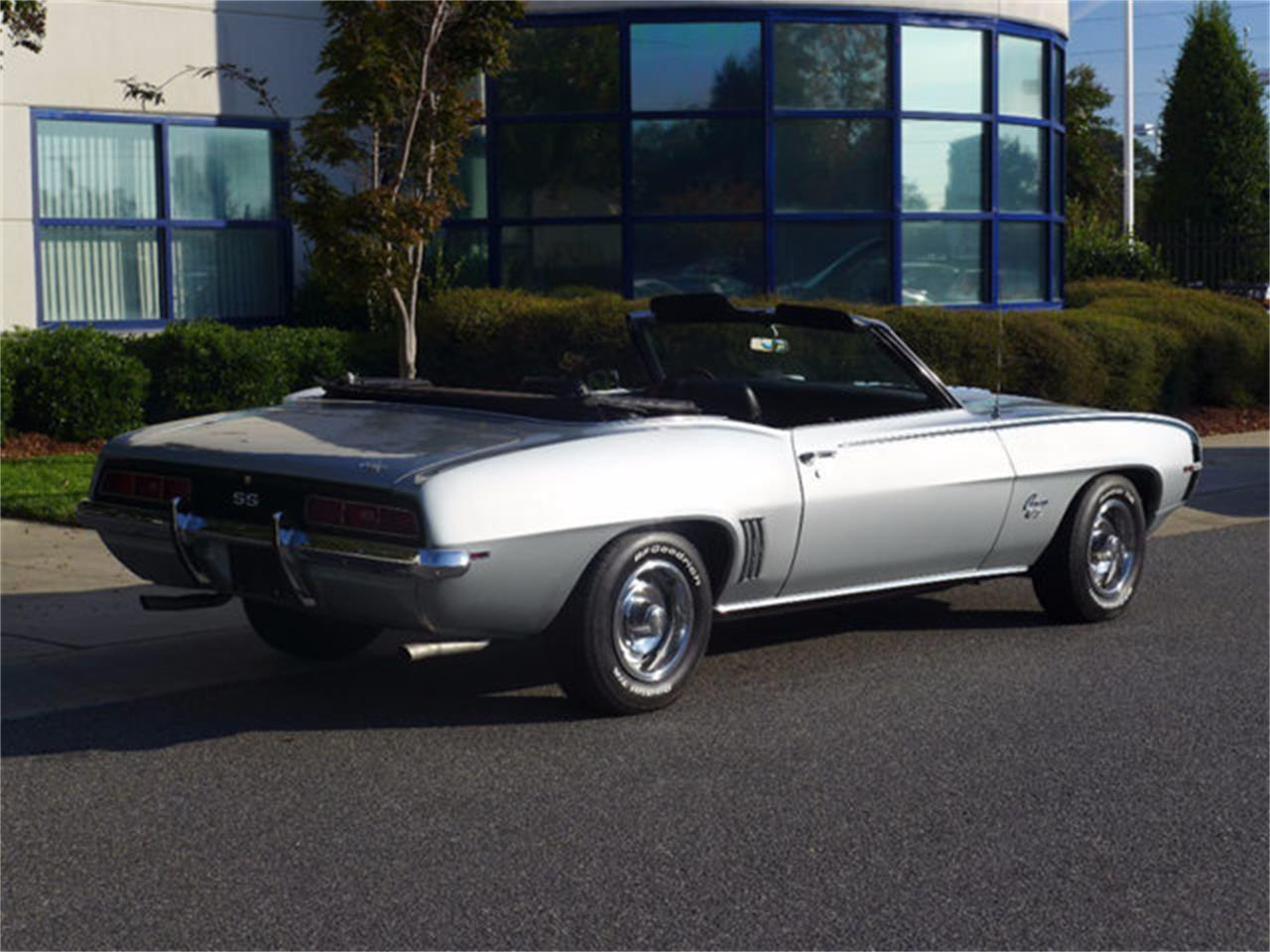 Large Picture of '69 Camaro SS located in Charlotte North Carolina - $69,990.00 Offered by Hendrick Performance - LTUE