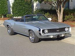 Picture of '69 Chevrolet Camaro SS located in North Carolina - $69,990.00 Offered by Hendrick Performance - LTUE