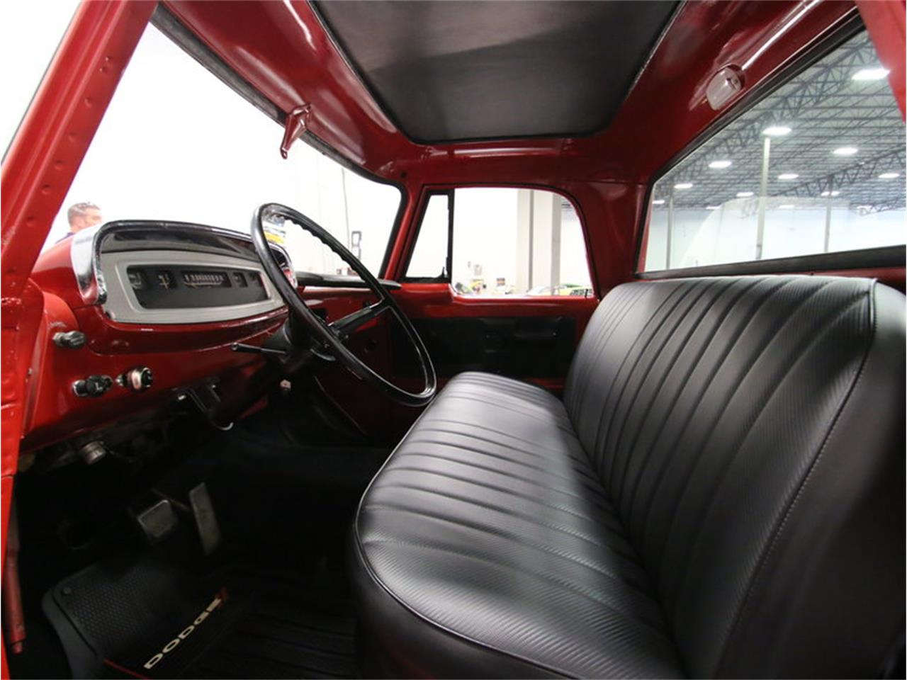 Large Picture of 1967 Dodge D100 located in Tennessee - $19,995.00 Offered by Streetside Classics - Nashville - LTUH